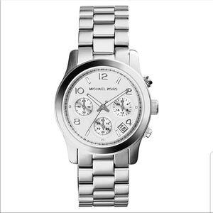 Michael Kors Womens MK5076 - Runway Chronograph